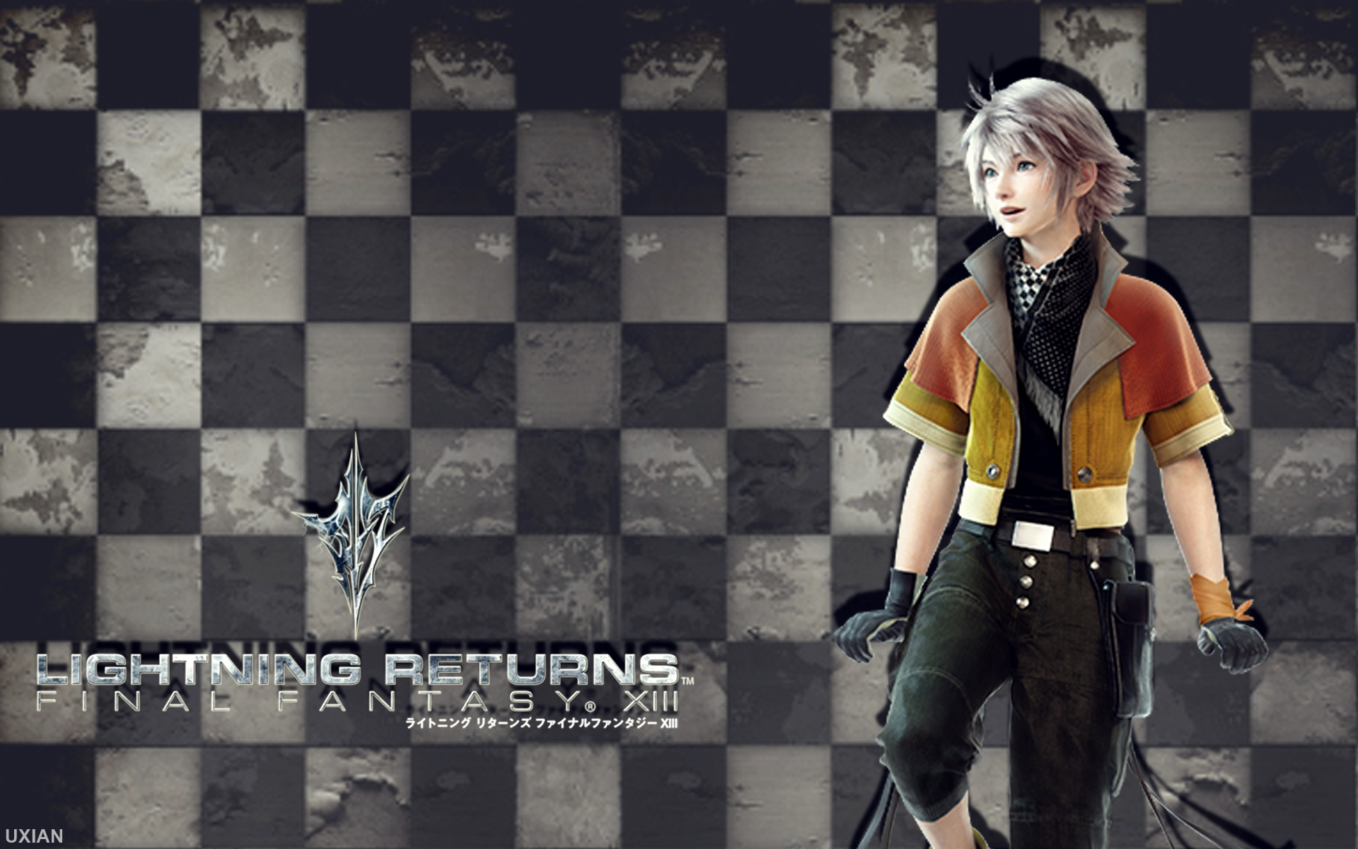 lightning returns: final fantasy xiii - hopeuxianxiii on deviantart