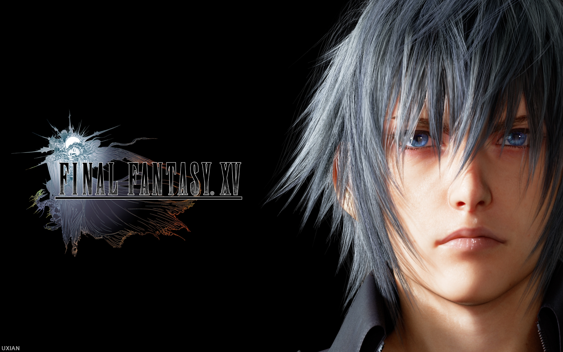 Noctis Lucis Caelum Final Fantasy Xv Artwork Hd Games 4k: Final Fantasy XV By UxianXIII On