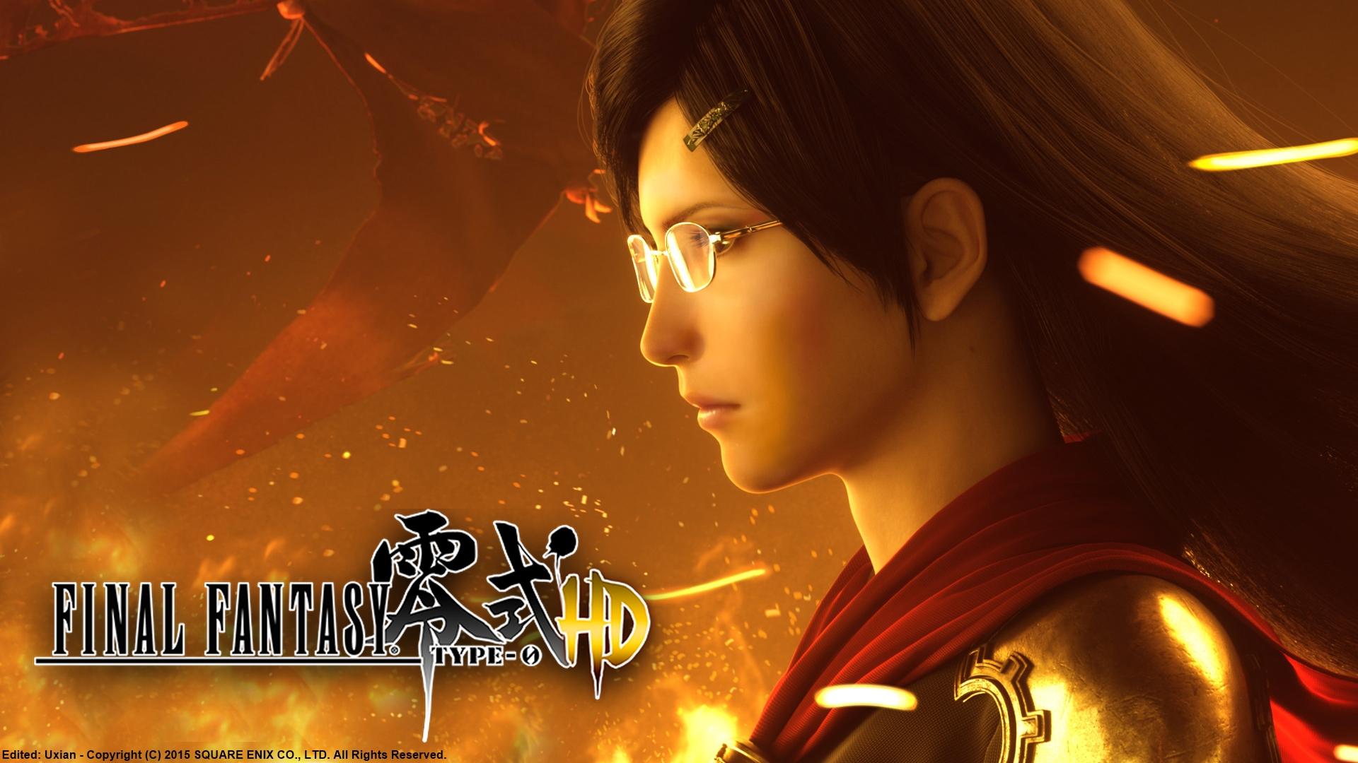 Final Fantasy Type 0 Hd By Uxianxiii On Deviantart