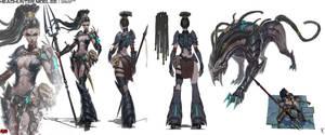 Headhunter Nidalee (League of Legends)