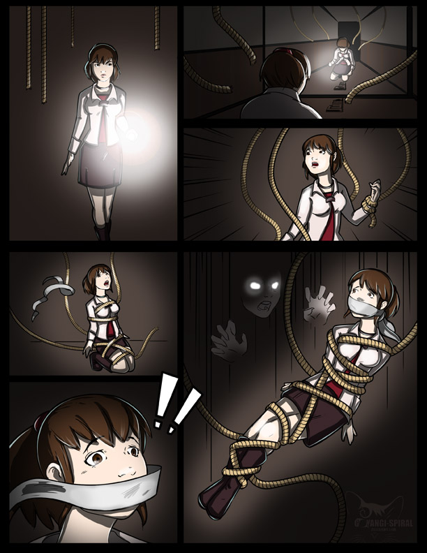 Commish: Miku Mini Comic by Goyangi-spiral on DeviantArt
