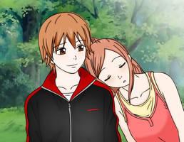 Otani and Risa