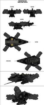 Fallout Equestria: Thunderhead-class Platform