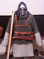 Varangian combat gear WIP by Stholm