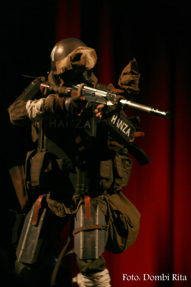 Metro 2033 Cosplay 9 by Stholm