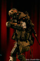 Metro 2033 Cosplay 11 by Stholm