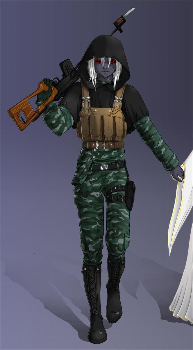 Character Bio: Ebony Katajev (hun) by Stholm
