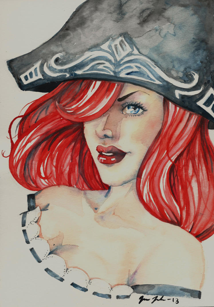 Miss Fortune by Godisinvincible