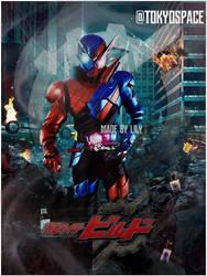 Kamen Rider Build !