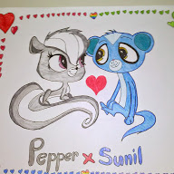 Mah First Sepper Drawing by SepperAlways9