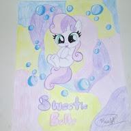Sweetie Belle being Cute by SepperAlways9