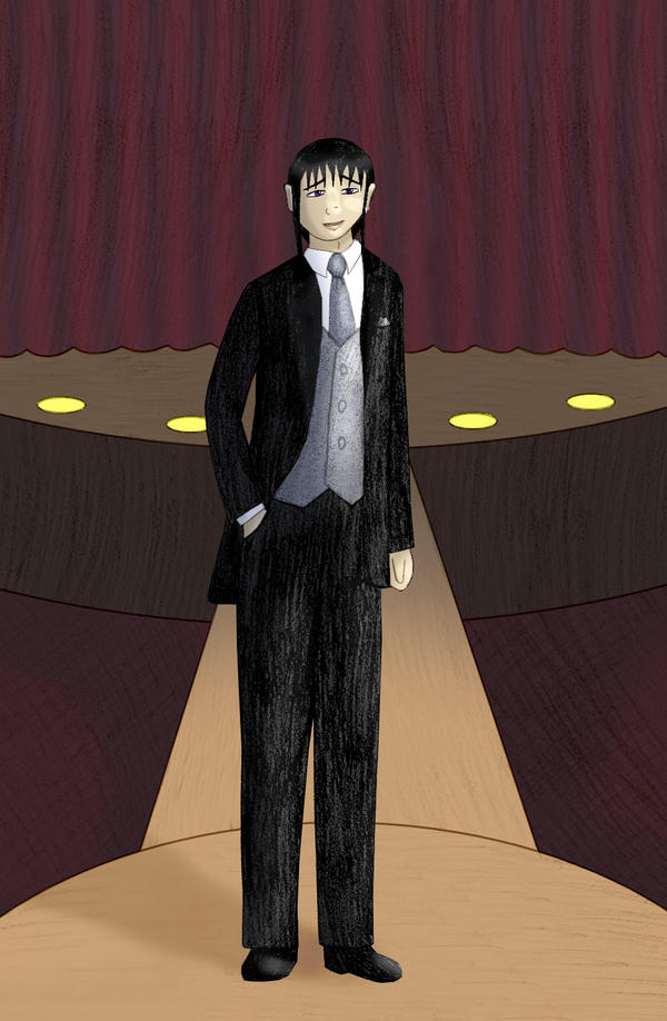 Tristan In A Tux by usedbooks