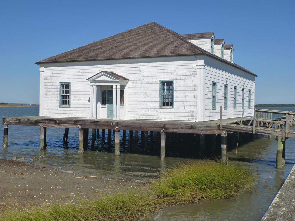 Assateague Boathouse VA by usedbooks