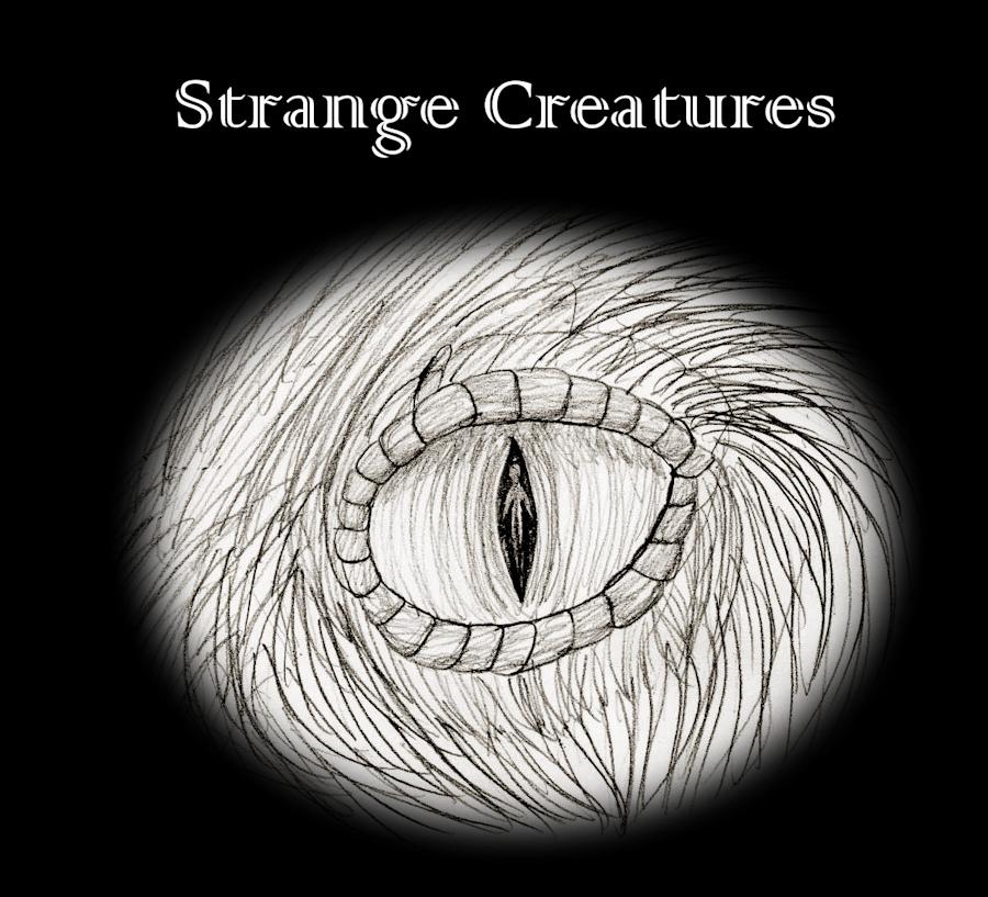 Strange Creatures Cover Art by usedbooks
