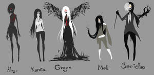 Eerie companions