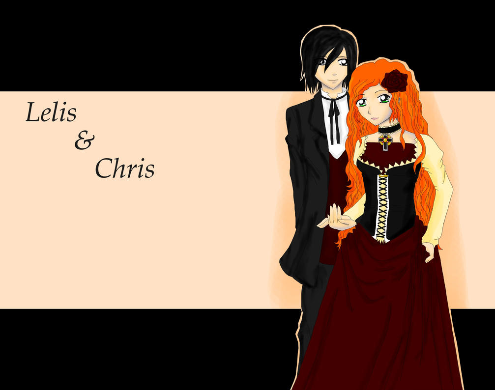 lelis und chris by chibikisarachan