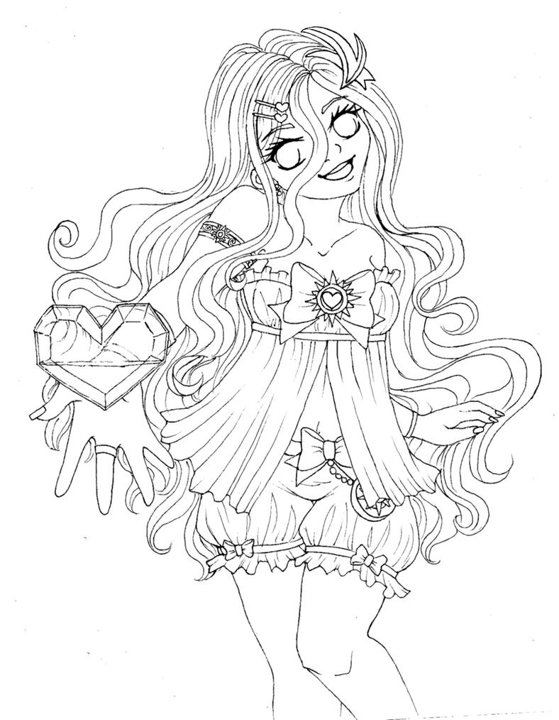 I'll find the way to your heart! - lines by chibikisarachan