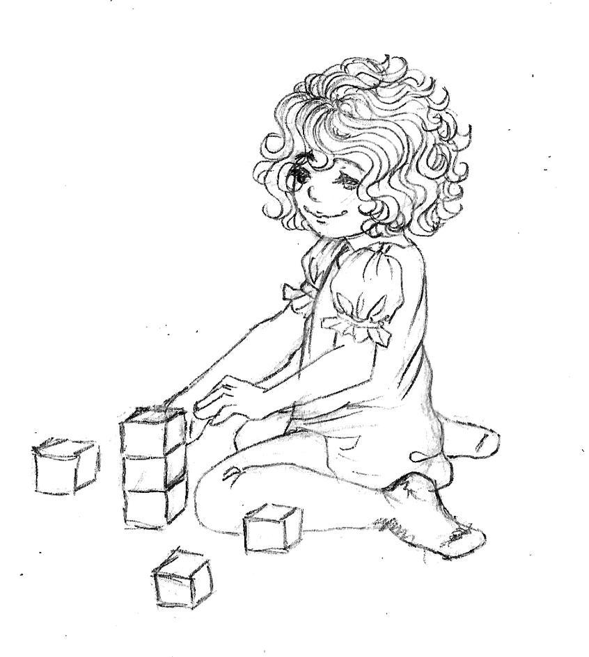 little mei by chibikisarachan