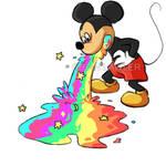 Mickey Spew