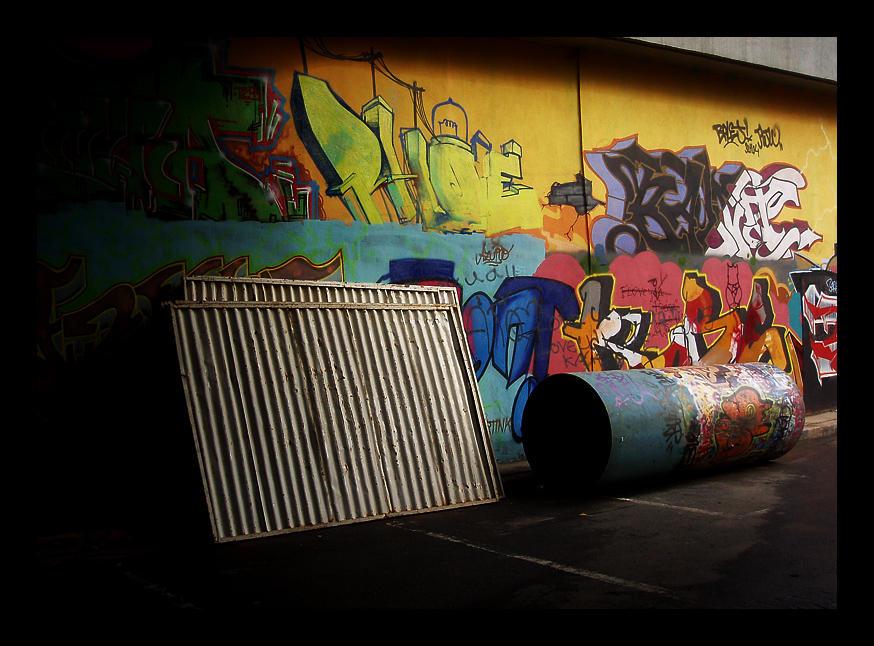 :graffiti: by Suzie006