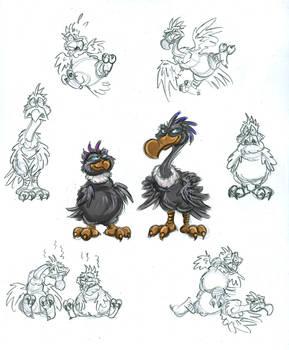 Beak and Bicker 09