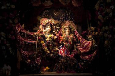 Sri Sri Rukmini-Dvarakadisa by leksbronks