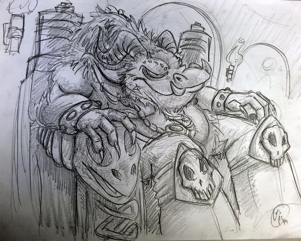 Dragon Lord by leksbronks