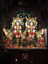 Sri Sri Gaura-Nitai by leksbronks