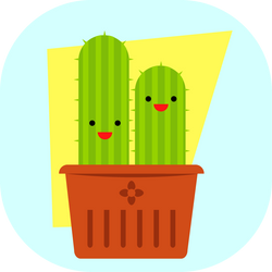 Cactus by ripper-zombie