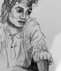 Michael Jackson young  by mariaT16