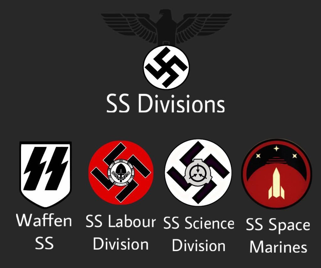 SS Divisions by RedBritannia on DeviantArt