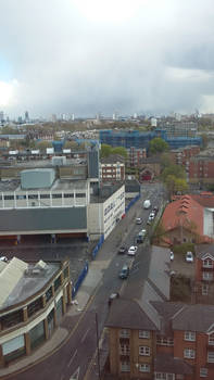 View From The Royal London Hospital IX