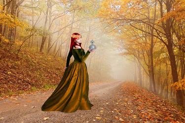 autumn by selena2016