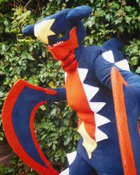 Megagarchomp Fursuit