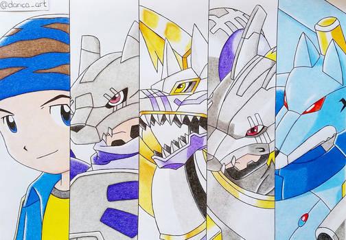 Koji Minamoto Evolutionline