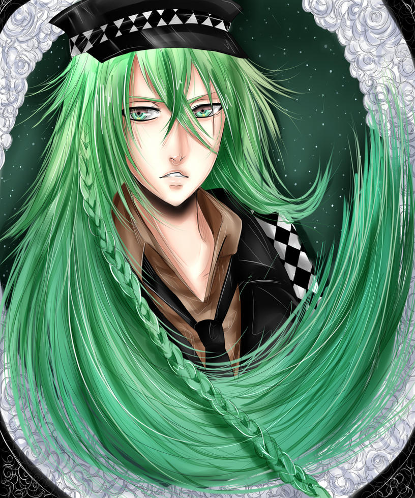 Ukyo by Shandisworld