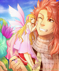 Fairy AU/3 by Shandisworld