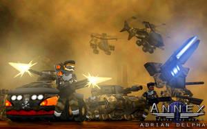 Annex Loading Screen by DelphaDesign
