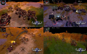 Annex Screen shots by DelphaDesign