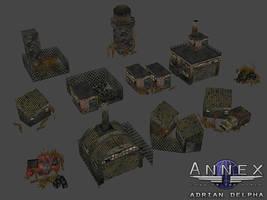 Annex Urban Ruins by DelphaDesign