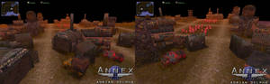 Urban Ruins in Annex Mod