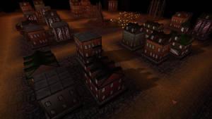 Chasm Cityscape