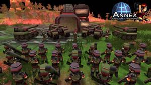 Annex: Conquer the World - Officer Speach by DelphaDesign