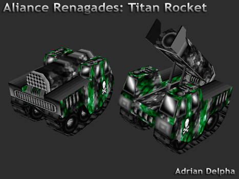 Alliance Renegades: Titan Rocket