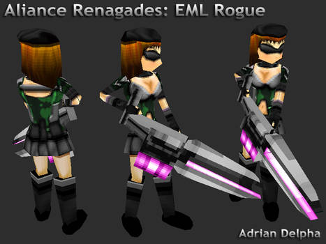Alliance Renegades: EML Rogue