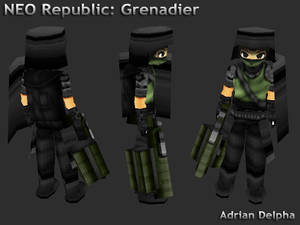 NEO Republic Grenadier