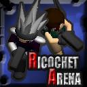 Ricochet Arena Logo by DelphaDesign