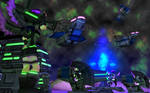 Terra Centauri - Landing
