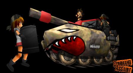 Command Assault TankCrew