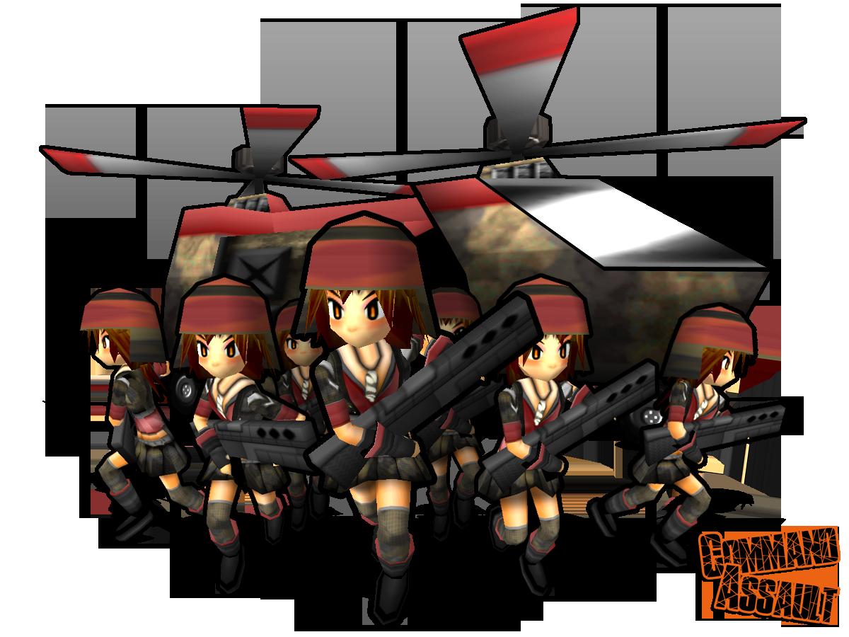 Command Assault Transport by DelphaDesign